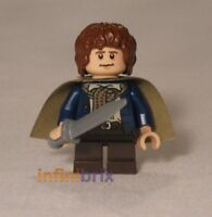 Lego Pippin Minifigure from Set 9473 Lord of the Rings NEW lor012