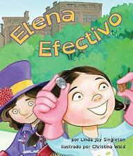 Elena Efectivo by Linda Joy Singleton (2016, Paperback)