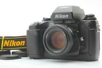 [Exc+5 SN: 251xxxx] Nikon F4 Late Film Camera w/ AF 50mm f1.4 D Lens from JAPAN