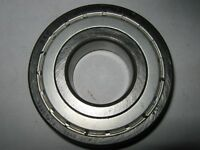 SKF 6307-2Z/C3GJN Single Row Deep Groove Ball Bearing, New