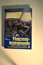 Buch Flugzeug Instrumente- Typen, Technik, Funktion von Peter Bachmann