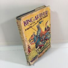 King Arthur And The Knights Of The Round Table Phyllis Briggs Dean & Son Blue HC