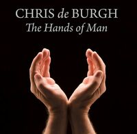 CHRIS DE BURGH - THE HANDS OF MAN  VINYL LP NEU
