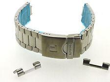 TISSOT Orologi Bracciale Bracelet in acciaio inox 21 mm impulso NUOVO