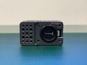 Blackmagic Pocket Cinema Camera HD Bundle - inc Cage + 5 Batteries BMPCC