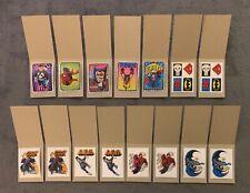 1990s Marvel Spider-Man Wolverine Vending Prism Stickers Card Singles You Choose