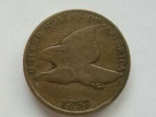 US Mint 1857 Flying Eagle Cent