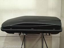 Box tetto Gev X-TREME 600 litri NERO OPACO ELEGANT doppia apertura  -  S9190