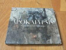 Tiburtina Ensemble & David Doruzka Trio : Apokalypsis - CD Animal Music SEALED