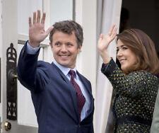 Mary, Crown Princess of Denmark & Frederik, Crown Prince of Denmark photo -M2485