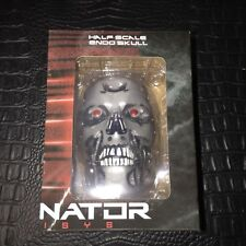 Brand New Terminator Genisys Endo Skull