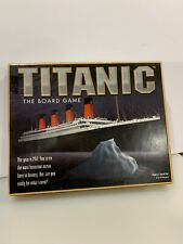 Titanic The Board Game 1998 ~ Complete , By Universal Games