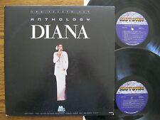 Diana Ross double LP 1983 DIANA Anthology EX Motown6049ML2