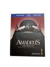 Amadeus: Director's Cut Blu-Ray + Bonus Cd Oop Digibook Mediabook