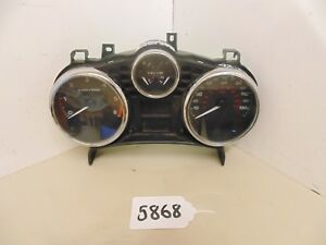 Peugeot 207 1.4 HDI Speedometer Clocks Dials 9662905080 Genuine Part 92K