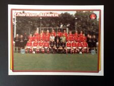 Merlin Football Sticker #084 2001-02 Charlton Athletic Picture Mint Condition