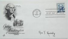 Rose Kennedy Mother Of President John F. Kennedy Signed Commemorative Cover.