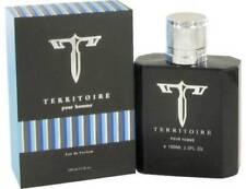 TERRITOIRE POUR HOMME PERFUME FOR MEN-EDP COLOGNE 3.3 OZ/100ML BRAND NEW SEALED