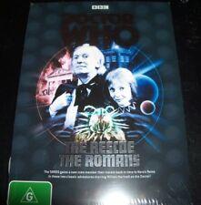 Doctor Who: The Rescue / The Romans (Australia Region 4) DVD – New