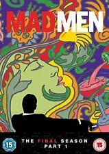 Mad Men Season 7 Part 1 DVD 2014 Region 2