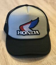 NEW Honda Trucker Hat Cap Mesh Adjustable SnapBack Racing Embroidered Patch Styl