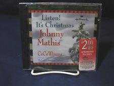 Listen! it's Christmas, Johnny Mathis, CeCe Winans & London Symphony Orchesstra