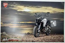 "Ducati Multistrada 1200 Enduro Poster double-sided 11"" x 17"""