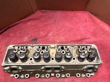5.7L 350ci V8 CHEVROLET cylinder heads PAIR  #462624