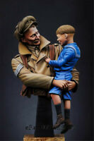 1/10 Soldier&Son Resin Bust Model Kits GK Unpainted Unassembled