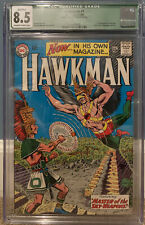 HAWKMAN 1 CGC 8.5 QUALIFIED! FIRST APPEARANCE OF CHAC! KEY ISSUE!