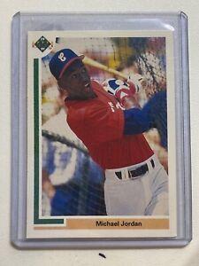 1991 Upper Deck #SP1 Michael Jordan SP/Shown batting in/White Sox uniform #N213