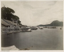 1880's PHOTO JAPAN FARSARI - SHIMONOSEKI