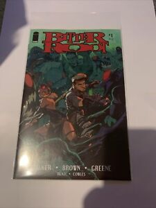 Bitter Root #1 - Image Comics - Cover A - Optioned Movie Includes Top loader