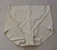 Next Ladies 'Perfect Solutions' Deep Brief in Nude - Size 18 - BNWOT