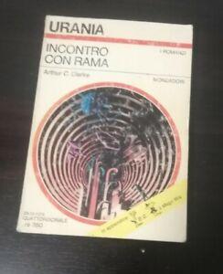 Arthur Clarke Incontro Con Rama Urania