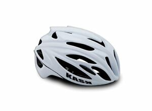 KASK Cycling Helmet- RAPIDO-White Size Medium