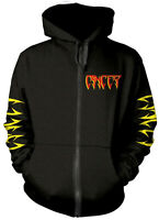 CANCER To The Gory End HOODIE SWEATSHIRT + ZIP OFFICIAL MERCHANDISE