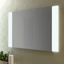 Specchio bagno specchiera design 100x70 cm retroilluminato led