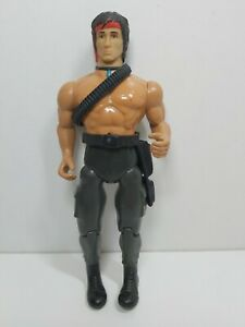 1985 ANABASIS INVESTMENTS FIGURE TOY RAMBO Figure