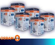 LAMPADINE AUTO OSRAM BOX 6pz. CLASSIC H7 12V 55W ALOGENE