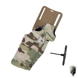 TMC 63DO Tactical Pistol Holster X300 Light-Compatible for G17/18/19 w/ QL Mount
