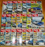 auto motor sport 2014 ams Jahrgang komplett Zeitschrift Sammlung Audi BMW 1-26