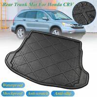 Rear Trunk Mat Boot Liner Cargo Tray For Honda CR-V CRV 2007 2008 2009 2010 2011