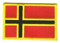 Aufnäher Deutscher Widerstand Patch Flagge Fahne