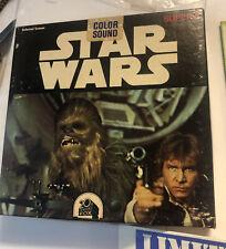 Star Wars Super 8 Color Sound 42.5 Metres Ex Condition