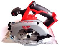"NEW Milwaukee 2630-20 Cordless Battery 6 1/2"" Circular Saw M18 18 Volt 18V"