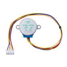Motor Paso a Paso CC 5V 4-Fases 5-Cable con ULN2003 Tablero de Conductor I3I2