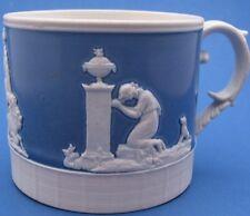 Extremely Rare 1817 Princess Charlotte In Memoriam Mug
