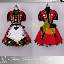 EE0215AC Alice: Madness Returns Alice Cosplay Costume