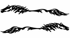 Mustang Horse Pony Decal Truck Trailer Car 10x58 Made in USA